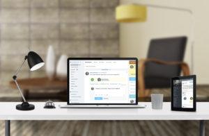 LINXYS Dienstleistungen Lösung social intranet