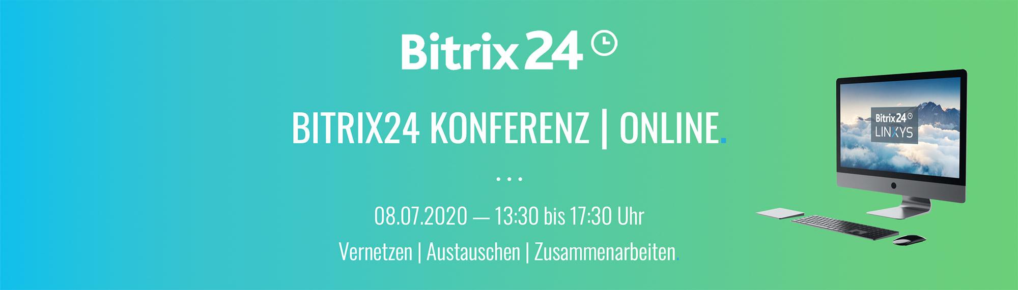 Bitrix24 Konferenz 08.07.2020