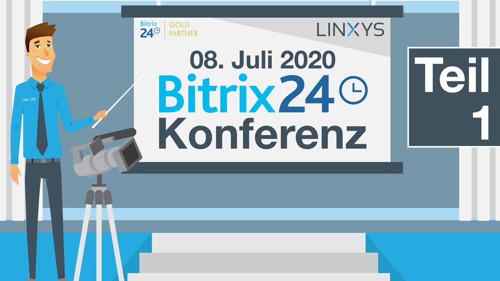 Bitrix24 Konferenz Teil 1