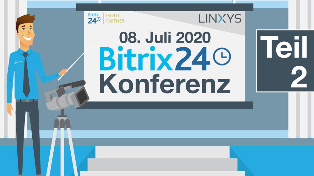 Bitrix24 Konferenz Teil 2