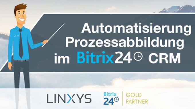 Bitrix24 CRM LINXYS