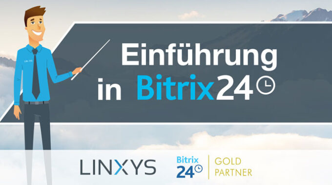 Einführung In Bitrix24 LINXYS